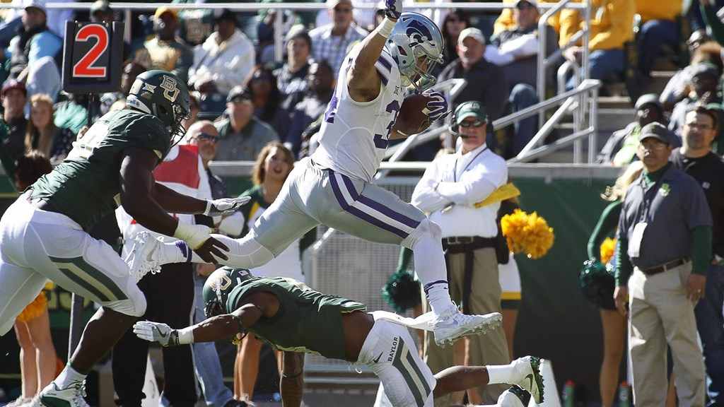 K State At Baylor To Kick 230 Pm On FS1