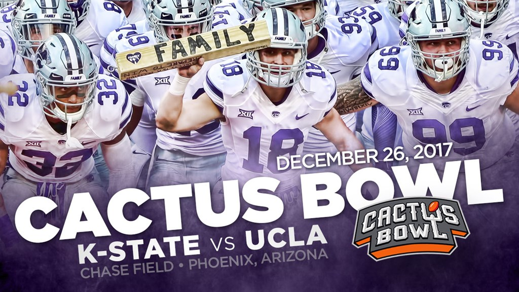 K State Headed To Cactus Bowl