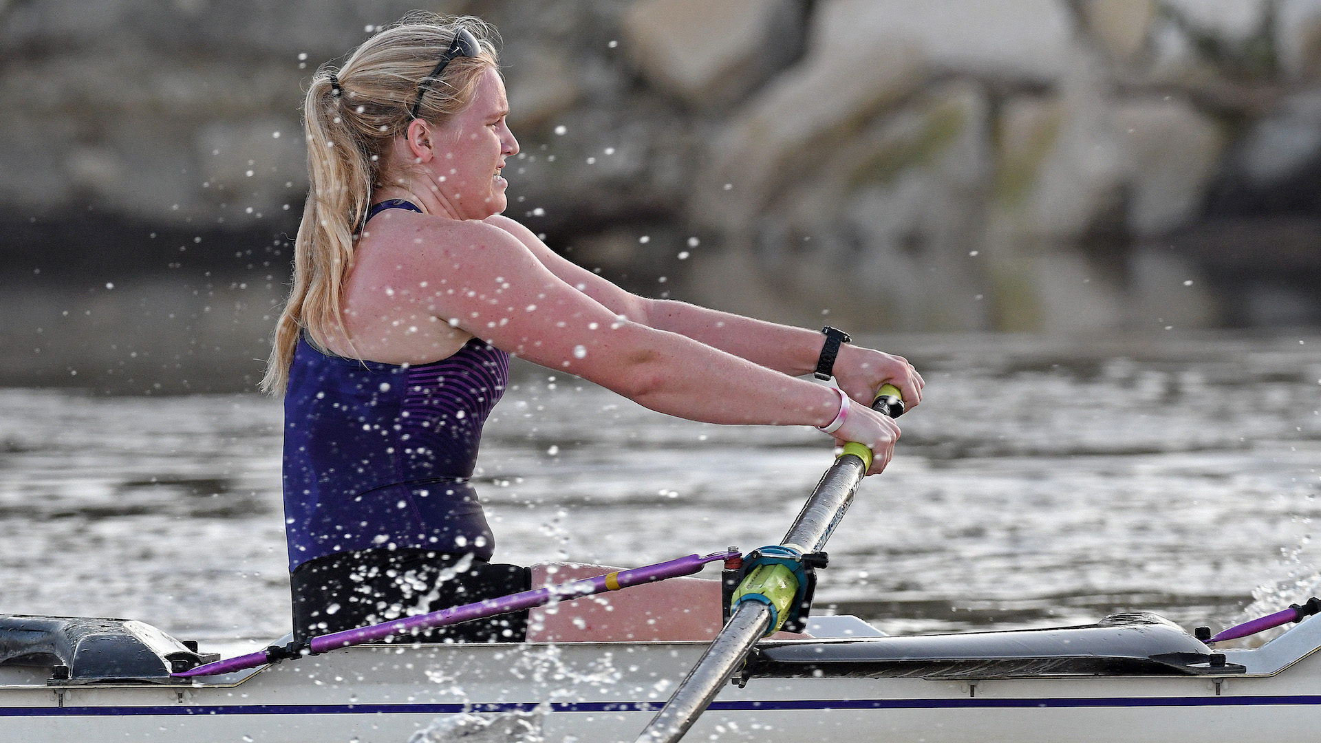 SE: Nuclear Engineering Ph D  Student, K-State Rowing Senior