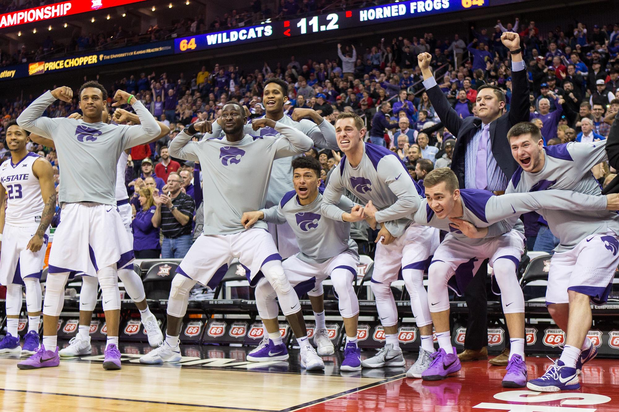 581c44af2df K-State Pulls Through in Overtime to Defeat TCU