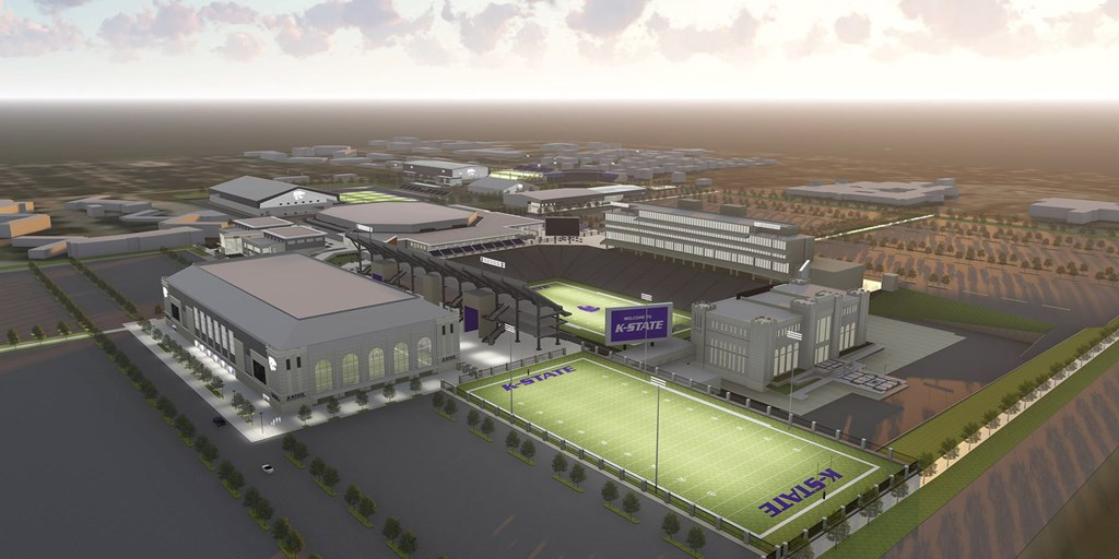 K State Athletics Announces New Facility Master Plan