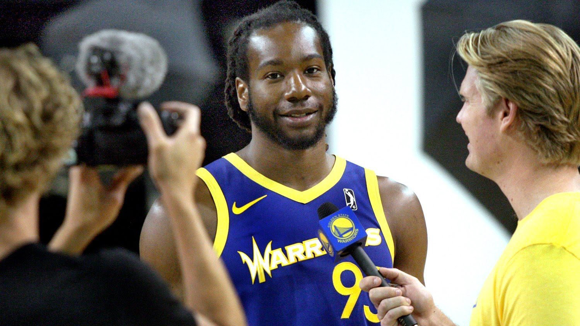 SE: D.J. Johnson Turned a Risky Tryout into a G-League Roster Spot for the Santa Cruz Warriors
