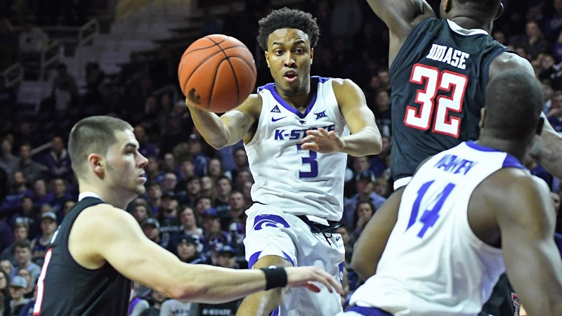 Kansas State Wildcats NCAA Basketball: K-State's players had no idea they just made history.   The Wildcats' win at Baylor la...
