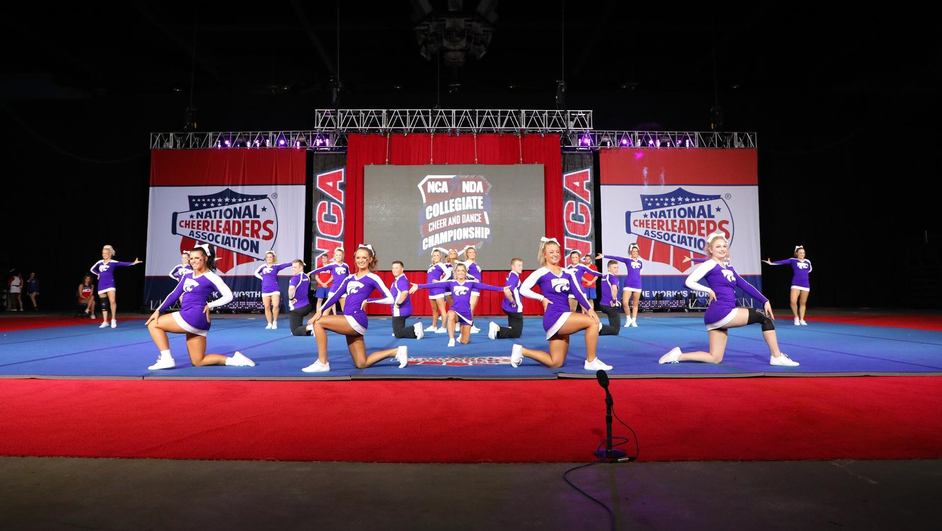 SE: K-State Cheer Looks Back at NCAs as a Start to Even More