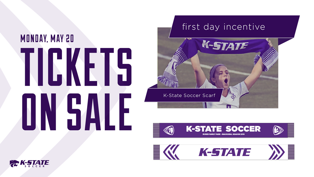 new styles b50fa 7f7a2 K-State Soccer Season Tickets on Sale Monday