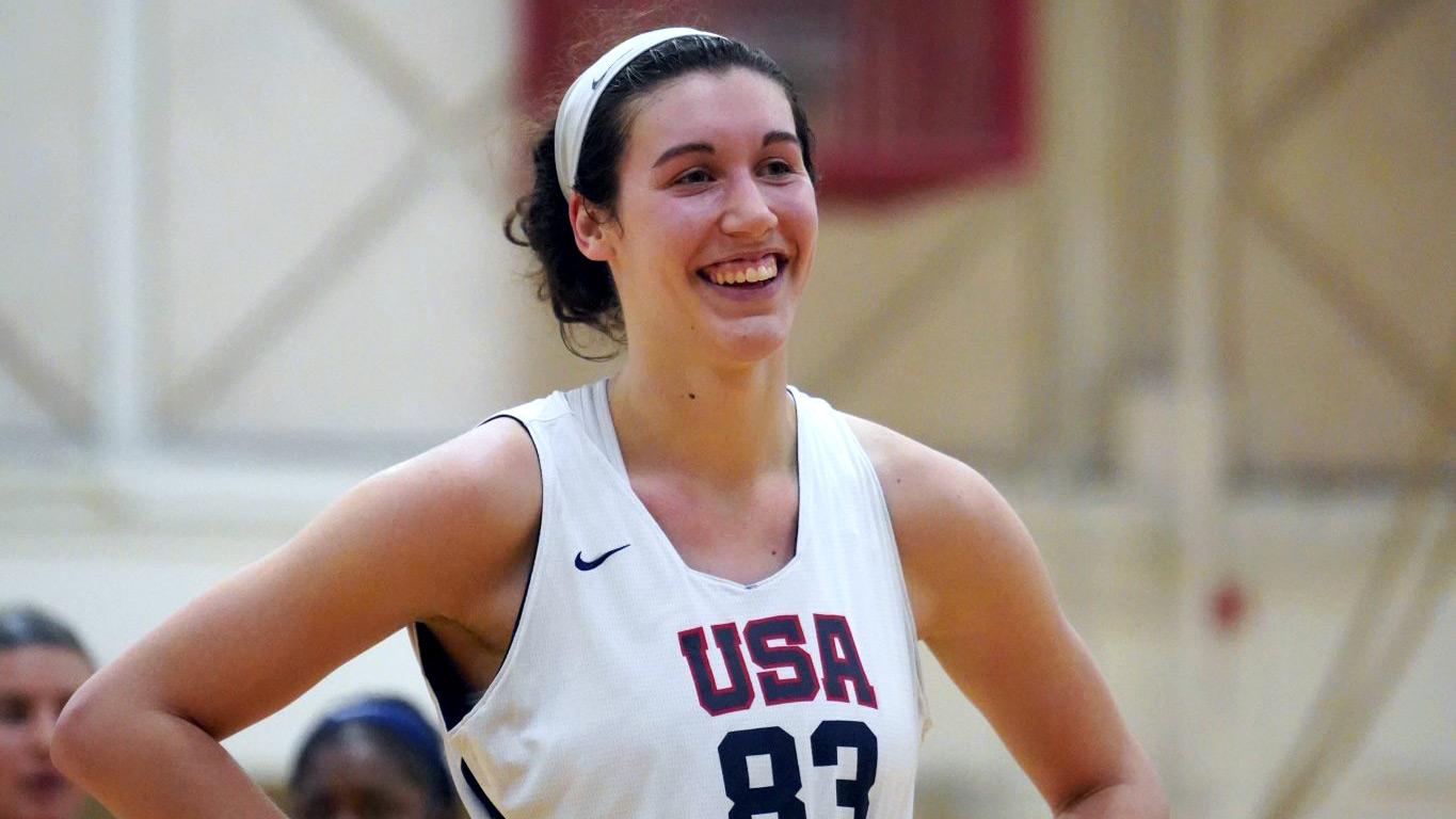 SE: K-State WBB Senior Peyton Williams Relives Excitement of Making Team USA for Pan American Games