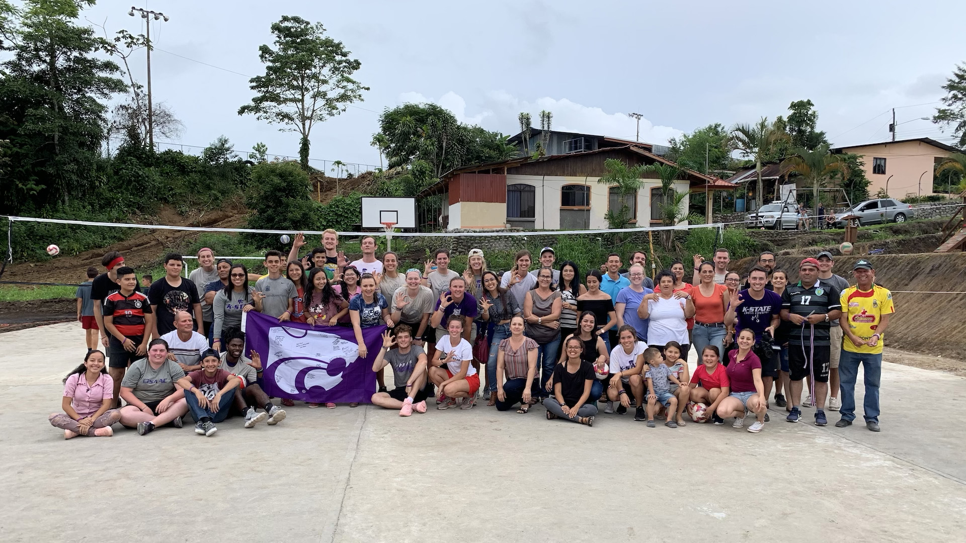 SE: Wildcats Return Different from Cats Across Continents Service Trip in Costa Rica