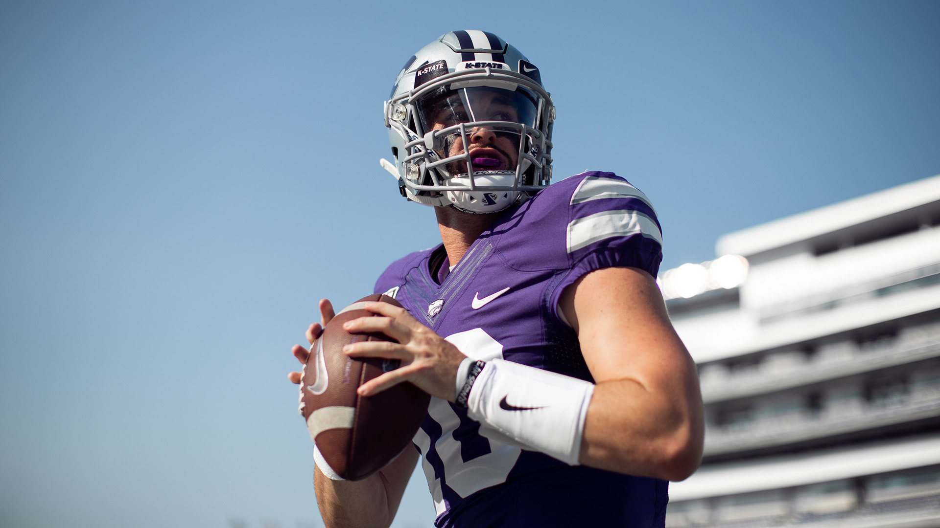 SE: Thompson Carrying Heightened Confidence into K-State's Battle at No. 23 Mississippi State