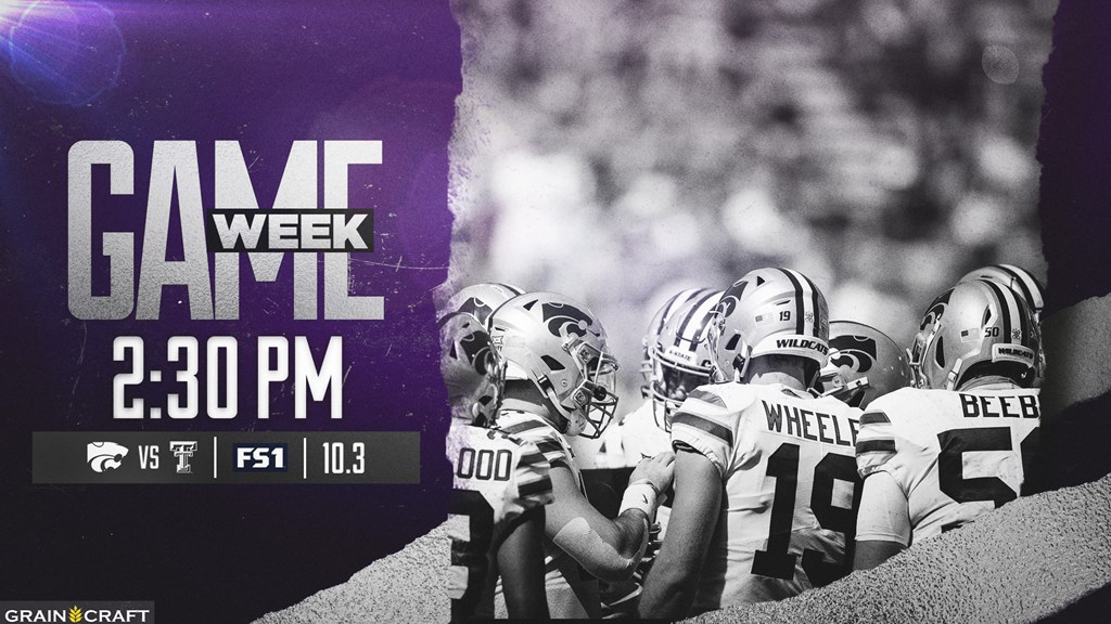 K State Returns Home To Host Texas Tech In Afternoon Tilt Kansas State University Athletics